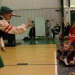 Leandra Ramm plays Pinocchio Take One