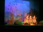 Leandra Ramm plays 2nd Lady/Papagena in Mini Magic Flute