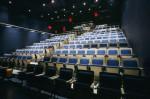 Seats inside Concert Hall