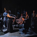 Leandra Ramm picture plays a singer in Travelers at 59E59 Theaters