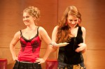 Leandra Ramm plays Buckette in Bucky The Musical Take Two