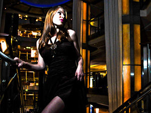 Leandra Ramm original picture used for No Promises Album Cover