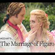 Change is in the air and Figaro's world is turning upside down. On the eve of the wily barber's marriage to Susanna, Count Almaviva's wandering eye has landed on the lovely bride-to-be. Servant and master go head-to-head, and even the Countess herself must spring into battle when she learns of her husband's plans. Or is she embroiled in a liaison of her own? Through Figaro and Susanna's clever manipulations, the Count's love for his Countess is finally restored.