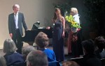 Recital at Palace of Fine Arts, San Francisco, CA Swedish National Day, June 6, 2015